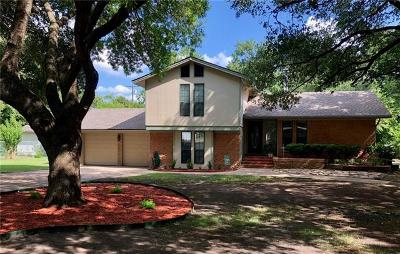 Taylor Single Family Home For Sale: 1401 Fisher St