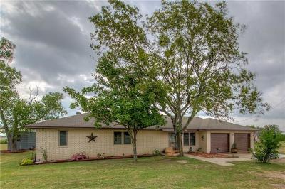 Williamson County Single Family Home For Sale: 13200 N Interstate 35