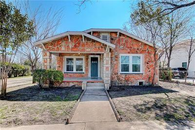 Single Family Home For Sale: 802 W 10th St