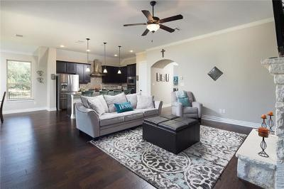 Dripping Springs Single Family Home For Sale: 811 Blue Ridge Dr