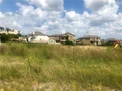 Leander Residential Lots & Land For Sale: 2708 Crystal Falls Pkwy