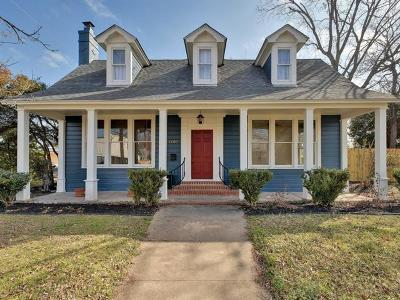 Bastrop County Single Family Home For Sale: 1107 Hill St