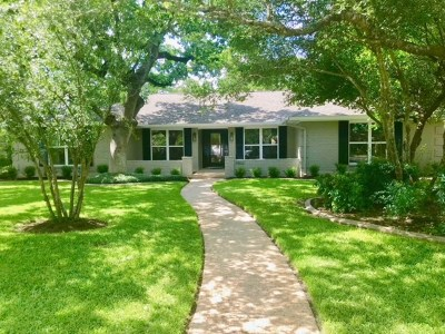 Hays County, Travis County, Williamson County Single Family Home Coming Soon: 9802 Bordeaux Ln