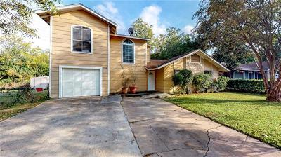 Travis County Single Family Home Pending - Taking Backups: 6203 Middleham Pl