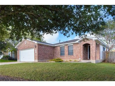 Kyle Single Family Home Pending - Taking Backups: 155 Spring Branch Dr