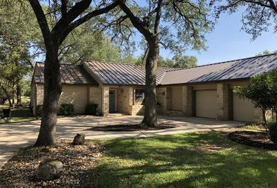Wimberley Single Family Home Pending - Taking Backups: 18 Woodcreek Dr