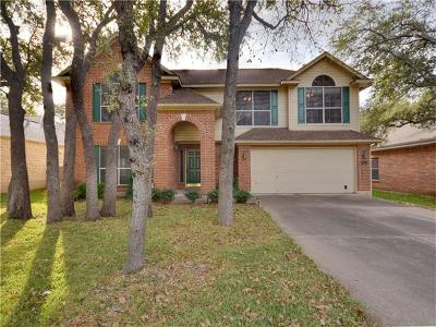 Austin Single Family Home For Sale: 13162 Humphrey Dr E