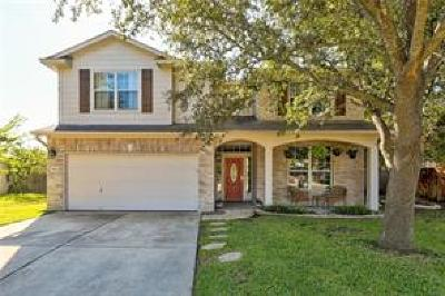 Cedar Park Single Family Home For Sale: 904 Saba Cv