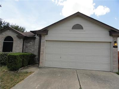 Hutto Single Family Home For Sale: 900 Stewart Dr