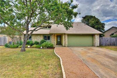 Travis County Single Family Home For Sale: 5409 Wolf Run