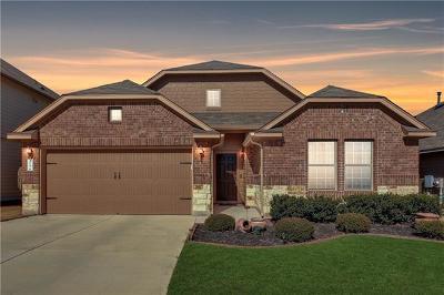 Kyle Single Family Home Pending - Taking Backups: 124 Mistflower Ln