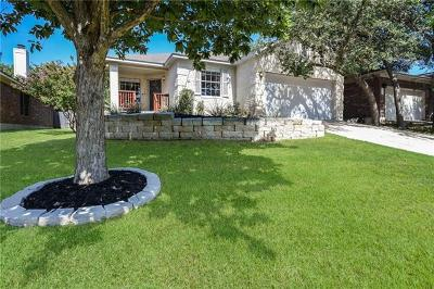 Hays County, Travis County, Williamson County Single Family Home For Sale: 11320 Hillhaven Dr