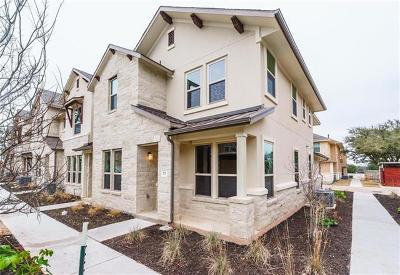 Austin Condo/Townhouse For Sale: 13800 Lyndhurst St B27 U 271