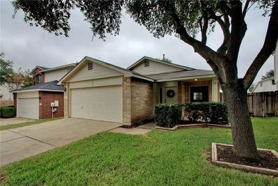 Pflugerville Rental For Rent: 1128 Vincent Pl