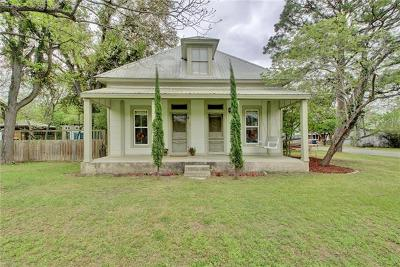 Elgin Single Family Home Pending - Taking Backups: 301 N Avenue F
