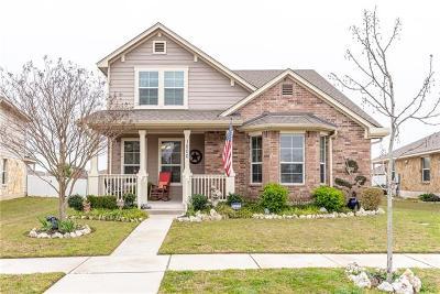 Cedar Park Single Family Home For Sale: 1800 Colorado Bend Dr