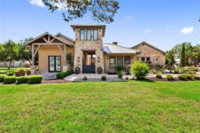 Travis County Single Family Home For Sale: 4317 Verano Dr