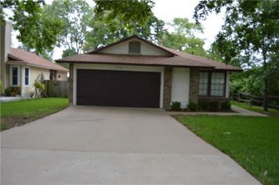 Austin Single Family Home For Sale: 5726 Shreveport Dr