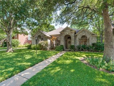 Austin Single Family Home For Sale: 3700 Rocky Ford Dr