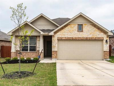 Buda Single Family Home For Sale: 192 Adoquin Trl