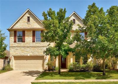 Austin Single Family Home For Sale: 1030 Sunflower Trl