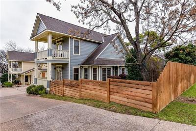 Single Family Home For Sale: 3818 Ridgelea Dr #2