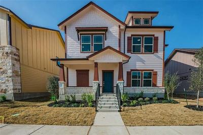 Austin Single Family Home For Sale: 8808 Sikes Way