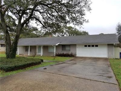 Single Family Home For Sale: 6200 Oakclaire Dr