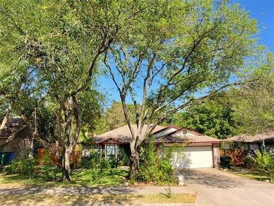 Pflugerville, Round Rock Single Family Home For Sale: 1502 Pigeon Forge Rd