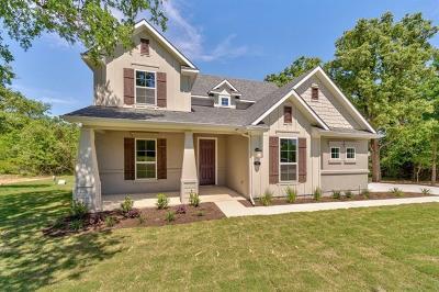 Cedar Creek Single Family Home For Sale: 120 Flycatcher Cv