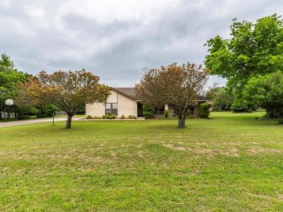 Hays County Single Family Home For Sale: 312 Live Oak Dr