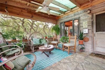 Driftwood Single Family Home Pending - Taking Backups: 1600 N Elder Hill Rd