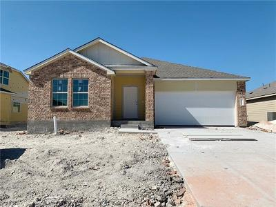 Hutto Single Family Home For Sale: 1003 Honey Locust Way