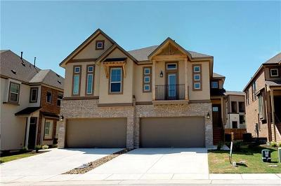 Pflugerville Condo/Townhouse For Sale: 2300 Dillon Pond Ln #B
