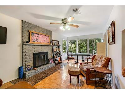 Austin Single Family Home For Sale: 2706 Oak Crest Ave
