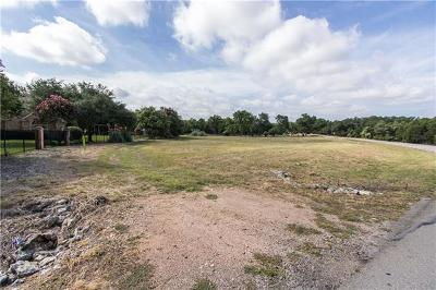 Cedar Park Residential Lots & Land For Sale: 55 E Old County Road 180 Rd