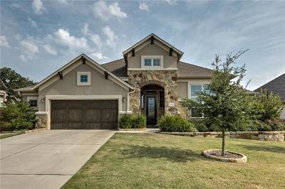 Single Family Home For Sale: 1601 Hollowback Dr