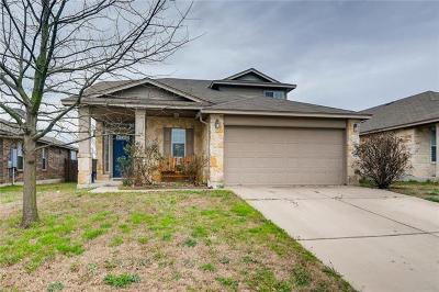 Leander Single Family Home For Sale: 1217 Logan Dr