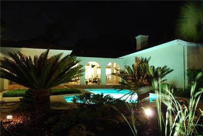 San Marcos Single Family Home Pending - Taking Backups: 2726 Handler Holw