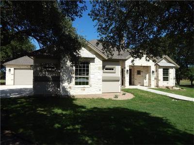 Williamson County Single Family Home For Sale: 1600 Crockett Gardens Rd
