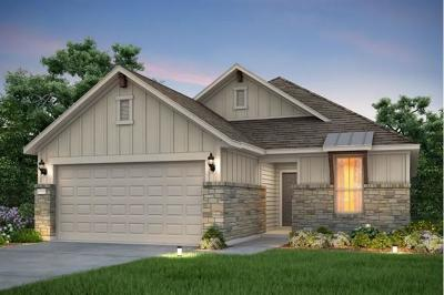 Hutto Single Family Home For Sale: 202 Eli Whitney Way