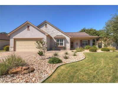 Georgetown Single Family Home For Sale: 104 Lubbock Dr