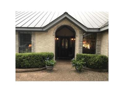 Lakeway Single Family Home For Sale: 131 Royal Oak Ln