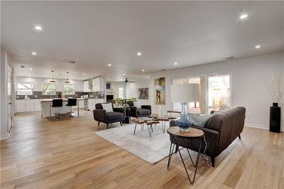 Austin Single Family Home For Sale: 2804 Silverleaf Cir