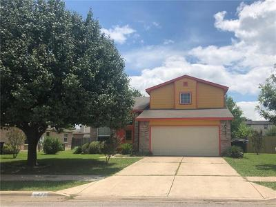 Temple Single Family Home For Sale: 5423 Whistle Stop Dr