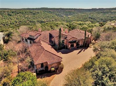 Austin TX Single Family Home For Sale: $2,995,000