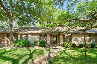 Austin Single Family Home For Sale: 9404 Crownspoint Cir
