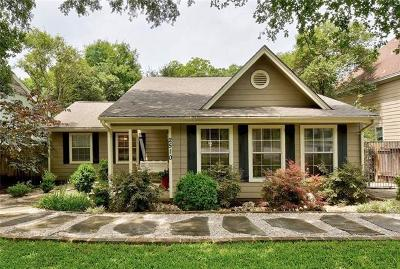 Austin Single Family Home For Sale: 2510 Winsted Ln