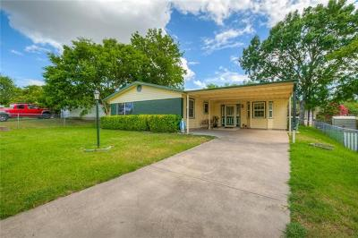Killeen TX Single Family Home For Sale: $84,000