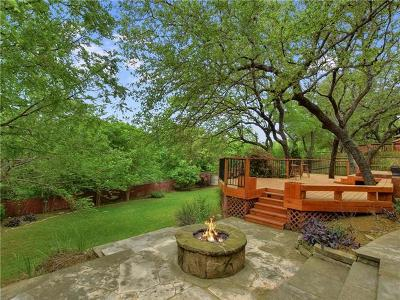 Austin Single Family Home For Sale: 3705 Epperson Trl